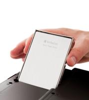 IFA 2011: Verbatim-Highlights sind neue SSDs und LED-Lampen