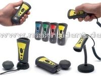 smartSCANNDY:  Kleiner, mobiler Barcode- und/oder RFID-Scanner mit Pfiff