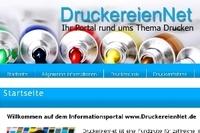 DruckereienNet vom UPA-Verlag für Druckereien & Heimanwender