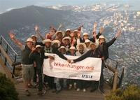 Das Hunger Projekt  ist Kooperationspartner von hike4hunger