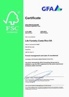 Life Forestry und die FSC Zertifizierung