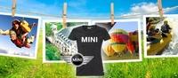 Das Sommerferien Paket: meventi Erlebnis + original MINI T-Shirt