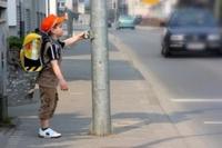 Der sichere Schulweg - Mit Pacino gerüstet für den ersten Schultag