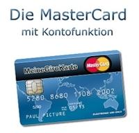 MeineGiroKarte Redesign - die neue Homepage der Prepaid MasterCard