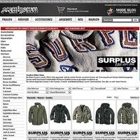 Surplus Raw Vintage Outdoor Bekleidung – der 77onlineshop setzt den Gegentrend zu überteurer Spezialkleidung