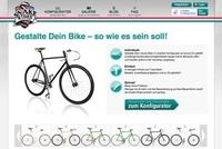 Coolnessfaktor garantiert: Snake Rides bietet innovativen Online-Shop für individuelle Fixie und Singlespeed Fahrräder