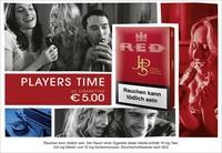 Philipp undKeuntje entwickelt neue Image-Kampagne für John Player Special