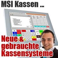 MSI Kassensysteme für Gastronomie, Handel und Gewerbe, bietet besonders Einsteigern, in die Welt der Kassensysteme, günstige Preise und Hilfen.