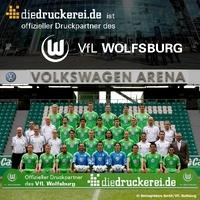 diedruckerei.de ist jetzt auch offizieller Druckpartner des VfL Wolfsburg