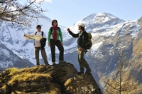 Wandern in der Welt der Naturwunder