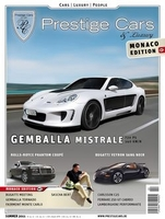 Prestige Cars - Monaco Edition - Summer 2011
