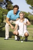 Sponsoring der Partner Computer Group im Golfsport