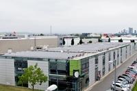 TELE startet Wiens größte Photovoltaikanlage
