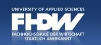Die Fachhochschule der Wirtschaft (FHDW) Paderborn: Thementag Personal und Bildung am am 15. September