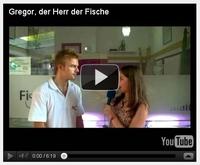 """Neu auf wellness & beauty guide tv:   """"Gregor, der Herr der Fische"""" - Video-Interview mit dem Betreiber eines """"Fisch-Spas"""" auf Mallorca"""
