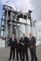 JOHANN BUNTE: Neues Asphaltmischwerk für 4,5 Millionen Euro