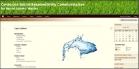 eSeminar CSR Kommunikation