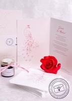 Einheitliche Designelemente liegen bei Hochzeiten voll im Trend