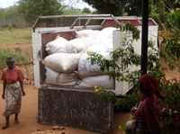 Hunger Nothilfe Kenia der MDH überzeugt!