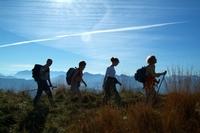 Und täglich grüßt der Wanderführer:  Gratis-Touren durch die Lenggrieser Bergwelt