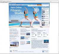 """fitnessRAUM.de:  Spitzen-Trainer für Zuhause und """"to go"""""""