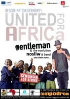 """Das Hunger Projekt: Das große Charity-Event """"UNITED FOR AFRICA"""" live miterleben"""