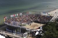Grandioses Finale der smart beach tour 2011 am Timmendorfer Strand