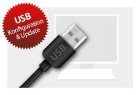 SmartTOP Verdecksteuerungen mit USB Anschluss