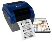 Laborbedarf:  Etikettendrucker BBP11 für die Kennzeichnung im Labor