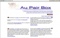 Au-Pair-Box - Aupairs zur Versorgung der Kinder
