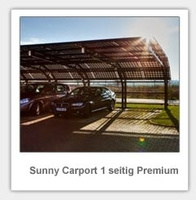 6. Lippe Energie Forum   Petring Energietechnik aus Schlangen präsentiert das Sunny Carport