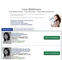 Prozessorientierte Berechnung von zahntechnischen Leistungen - neue Webinare für Labore im September 2011