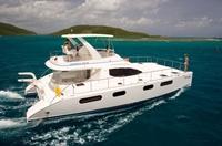 Moorings bietet ab 2012 auch Motoryachtcharter im Mittelmeer an