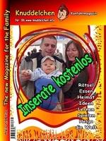Das bekiebte Kontaktmagazin Knuddelchen erscheint ab November 2011 wieder! The new Magazine for the Famely...
