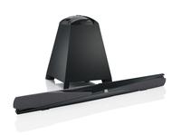JBL Cinema SB300 - beeindruckender Klang für den Flachbild-Fernseher und das ganz persönliche Heimkino auf kleinstem Raum
