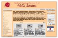 Nails-Abelina - der Onlineshop für Nagelpflege und Nails Art