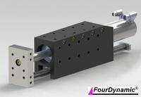 Neue 'FourDynamic' Linearmodule mit Linearmotortechnik bis 2.500 N