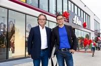 Der Countdown läuft - das Einkaufsparadies ParsdorfCity bei München steht kurz vor der Fertigstellung