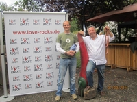 """Bembel rockt Salsiccia"" für LOVE ROCKS"