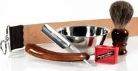 Rasiermesser Set - Traditionelle Nassrasur wieder voll im Trend