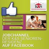 Auf der Suche nach Pflegekräften im Web 2.0 - Die K&S Unternehmensgruppe startet Jobportal bei Facebook!