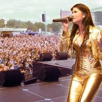 showimage Antonia aus Tirol, Sängerin und Multitalent !