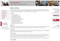 "Technikseminar ""DSP for FPGAs"" in München im Oktober 2011"