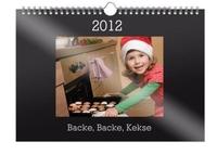 OnlineFotoservice.de: Fotokalender mit eigenen Bildern gestalten