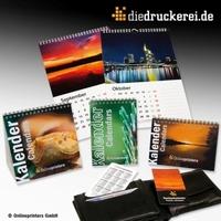 Die Jahresplanung im Griff mit Drucksachen von diedruckerei.de