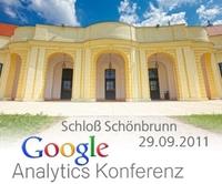 showimage Hochkarätige Vorträge von Google Masterminds auf 1. Google Analytics Konferenz