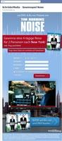 """Social Media DVD-Promotion des Films """"Noise"""" mit Tim Robbins"""