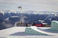 13. Burton European Open Snowboarding Championships 2012 in Laax, Schweiz
