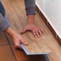 Fußböden schnell und einfach erneuern