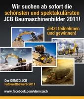 DEMCO JCB veranstaltet Fotowettbewerb auf Facebook